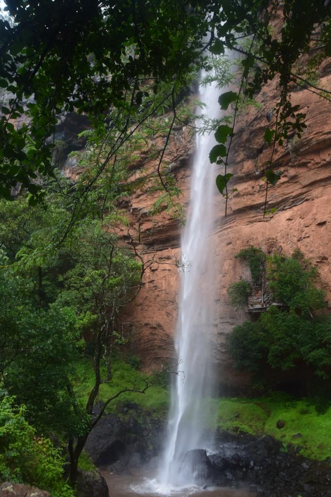 Zdjęcia: Drahensberge, Mpumalanga, Wodospad Lone Creek, RPA