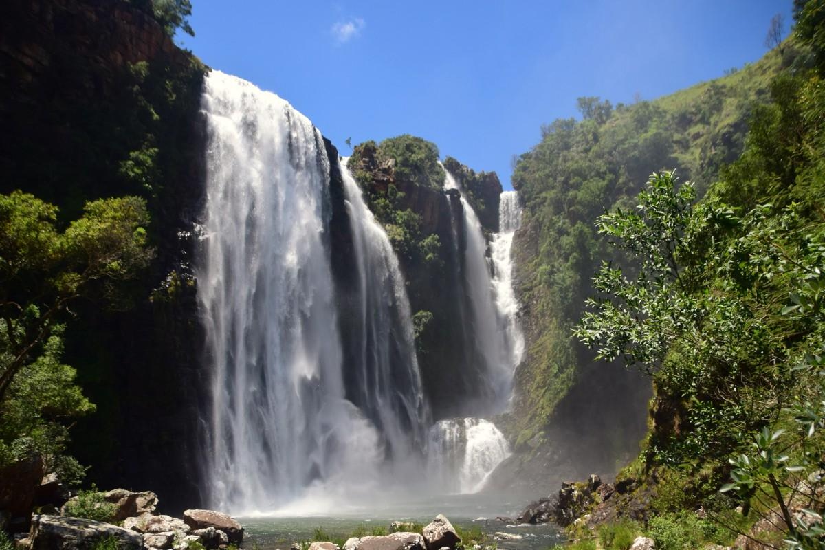 Zdjęcia: Drahensberge, Mpumalanga, Wodospad Lizbona, RPA