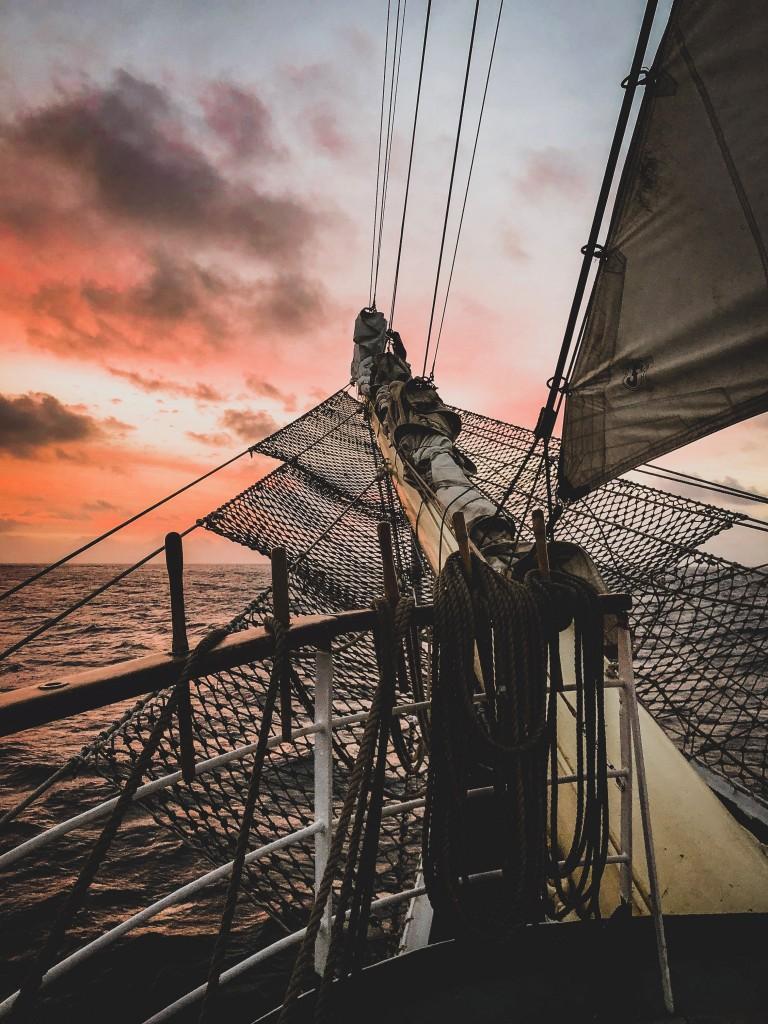 Zdjęcia: Cieśnina Malakka , Ocean Indyjski, Pod żaglami Białej Fregaty, RPA