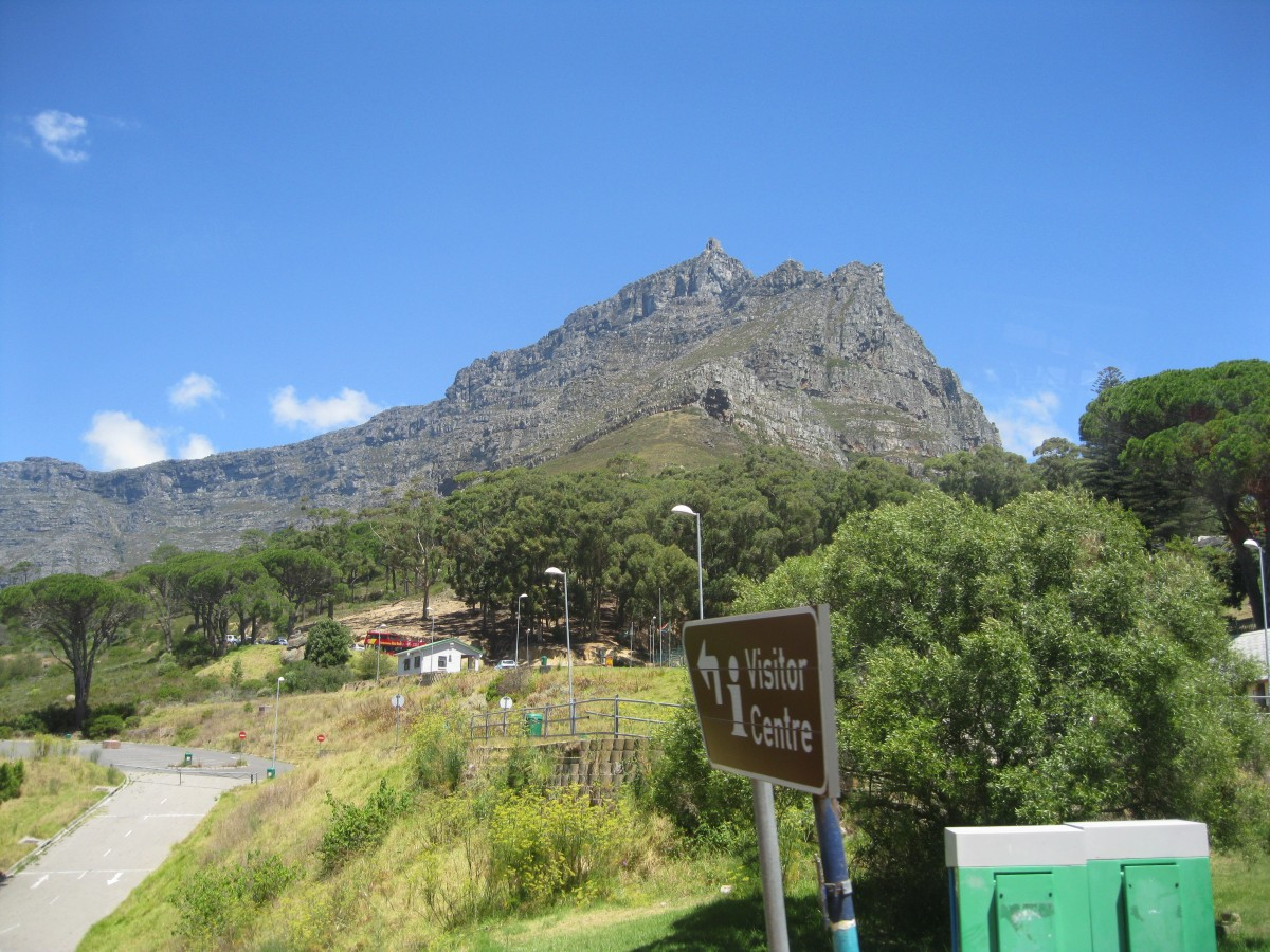Zdjęcia: Góra Stołowa, Kapsztad, Kapsztad - R.P.A., RPA