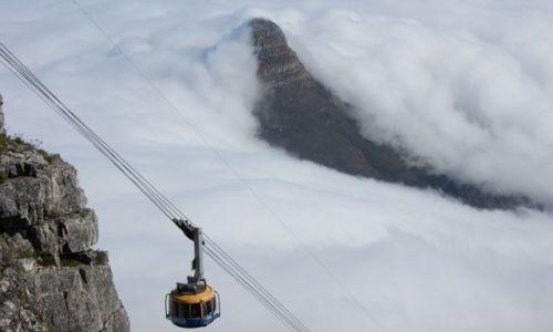 Zdjęcie RPA / Cape Town / Table mountian / Konkurs Liaon's Head