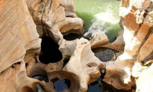 Zdjecie RPA / Mpumalanga / Blyde River / Konkurs Burke's