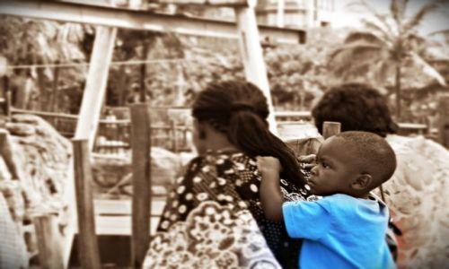 Zdjęcie RPA / Durban / Durban / plecaczek ?