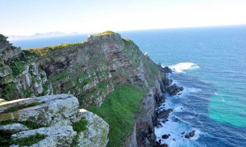 Zdjecie RPA / Półwysep Peninsula / Cape Point / Klify Cape Point