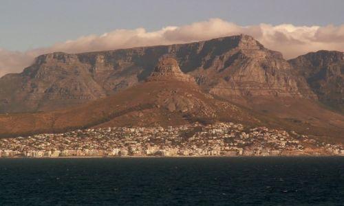 Zdjecie RPA / Western Cape / Cape Town / Table Mountain