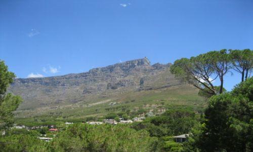 Zdjęcie RPA / Kapsztad  (Cape Town) / Kapsztad  (Cape Town) / Góra Stołowa