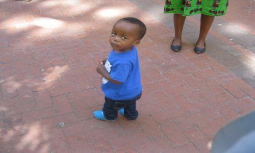 Zdjęcie RPA / RPA - Przylądek Dobrej  Nadziei / RPA - Przylądek Dobrej Nadziei / Mały Afrykańczyk