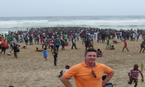 Zdjęcie RPA / Kwazulu-Natal / Durban / Durban plażowe