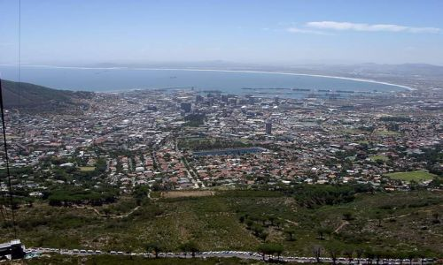 Zdjecie RPA / brak / Cape Town / Panorama Cape Town
