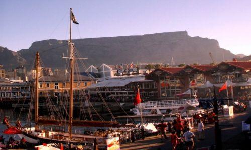 Zdjęcie RPA / - / Kapsztad, Góra Stołowa / Najsłynniejszy STÓŁ świata
