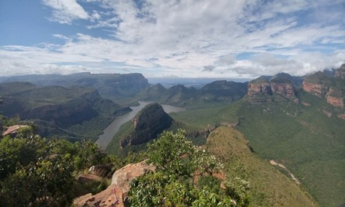 Zdjęcie RPA / - / Blyde River Canyon / Blyde River Canyon