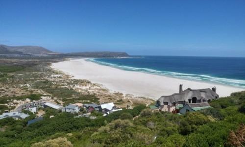 Zdjecie RPA / Krak Przylądkowy Zachodni / Noordhoek Beach / Noordhoek Beach - jedna z najpiękniejszych plaż RPA