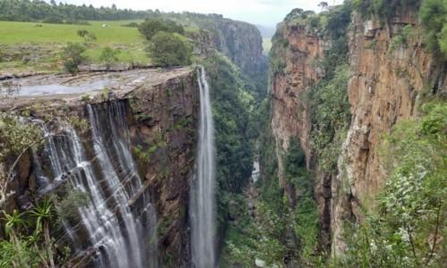 Zdjęcie RPA / - / Magwa Falls / Magwa Falls