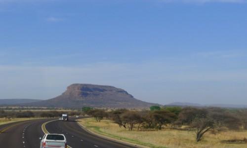 Zdjecie RPA / Północne RPA  / W drodze z granicy Botswany do Johannesburga / Droga do domu