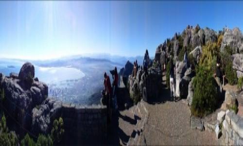 Zdjecie RPA / CapeTown / Góra stołowa / góra stołowa - panorama