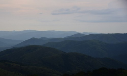 Zdjecie RPA / Mpumalanga / Góry Makhonjwa / Przed zmrokiem