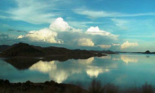 Zdjęcie RPA / Free State / Gariep Dam / lustereczko