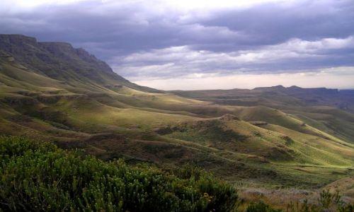 RPA / brak / Sani Pass / w drodze do Lesotho