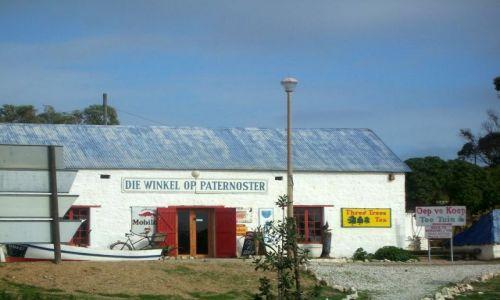 RPA / Północno-zachodnie RPA / okolice Cape Columbine / Paternoster