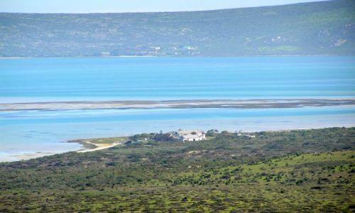 RPA / Północno-zachodnie RPA / West Coast National Park / widok na zatokę Saldanha