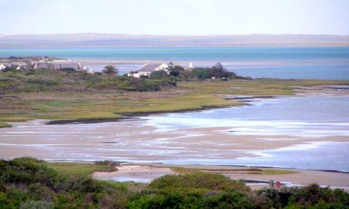 RPA / Północno-zachodnie RPA / West Coast National Park / zatoka Saldanha