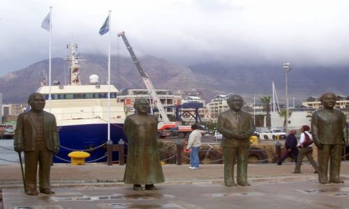 RPA / brak / Kapsztad / widok na Górę Stołową