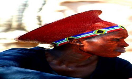 Zdjecie RPA / Zululand / wioska Zuluska / Zuluska