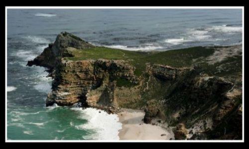 Zdjecie RPA / brak / Cape of Good Hope / Z dobrą nadzieją.