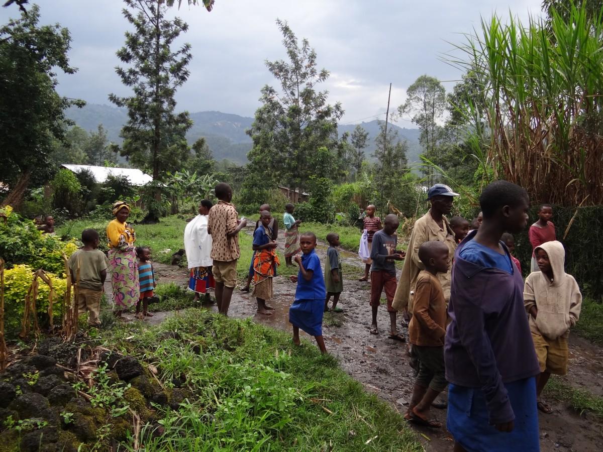 Zdjęcia: Nyakinama, Północ, Rwandyjska wieś, RUANDA