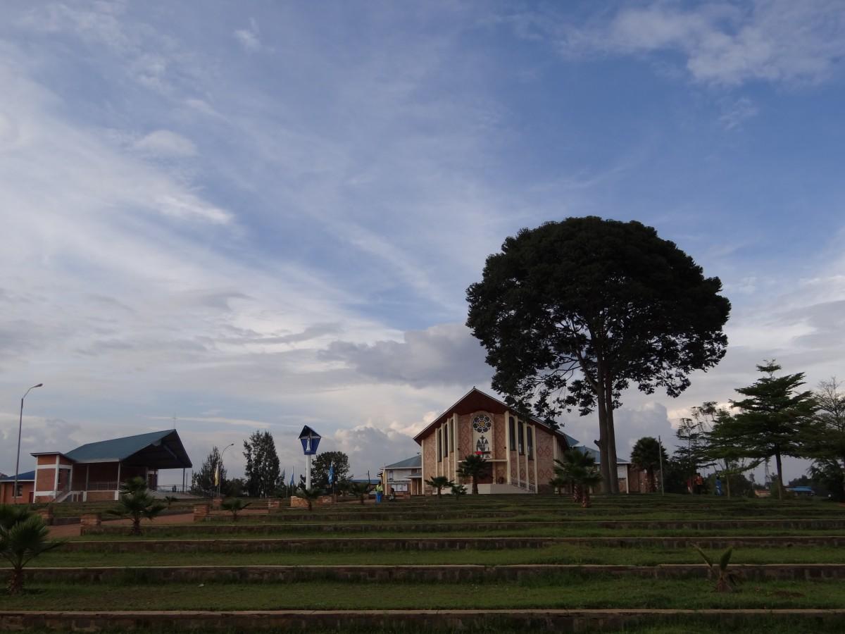 Zdjęcia: Kibeho, Południe, Sanktuarium Matki Słowa, RUANDA