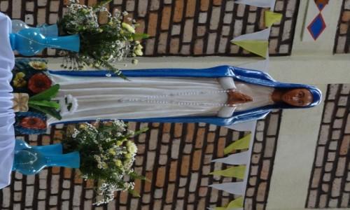 Zdjęcie RUANDA / Południe / Kibeho / Figura Matki Słowa