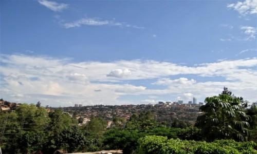 Zdjęcie RUANDA / j,w, / Stolica  / Widok na Kigali