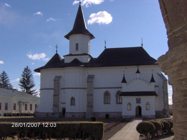 Zdjęcia: ROMAN, Mołdawia, CERKIEW -KLASZTOR, RUMUNIA