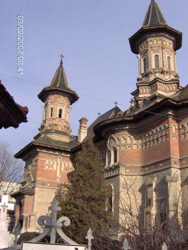 Zdjęcia: Piatra Neamt, Mołdawia-Karpaty, CERKIEW , RUMUNIA