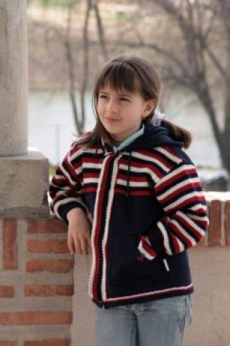 Zdjęcia: Mogosoaia, Ilfov, Portret dziewczynki, RUMUNIA