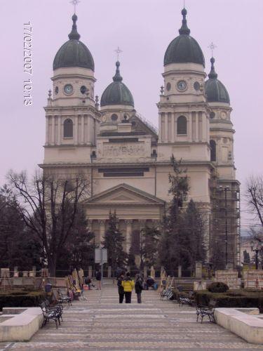 Zdj�cia: Jassy, Mo�dawia, KATEDRA - METROPOLIA MOLDO VEI, RUMUNIA