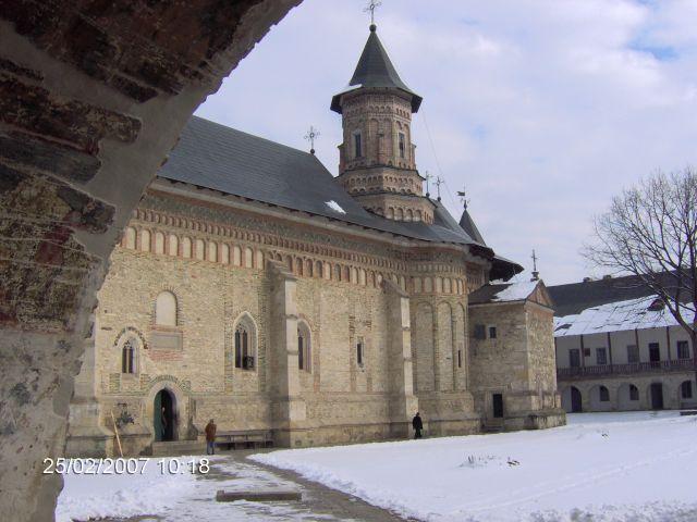 Zdjęcia: Manastirea Neamt , Mołdawia, MANASTIREA NEAMT -KLASZTOR , RUMUNIA