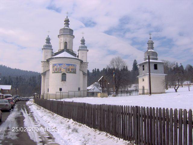 Zdj�cia: OKOLICE Manastirea Neamt , Mo�dawia, CERKIEW VOVIDENIA, RUMUNIA