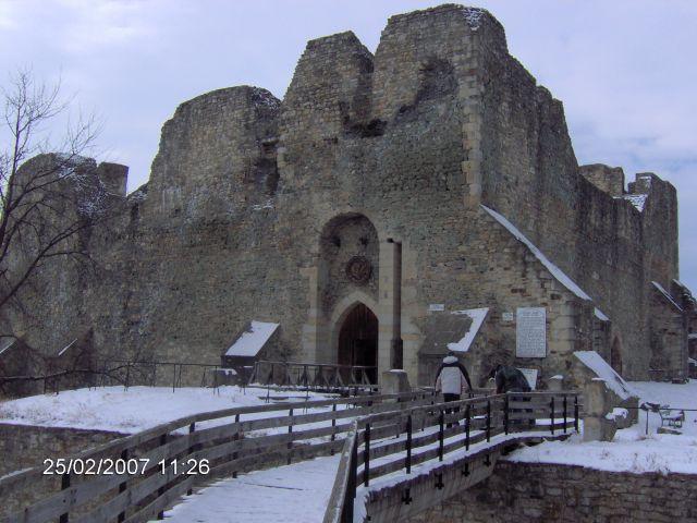 Zdjęcia: TARGU NEAMT- ZAMEK, Mołdawia, CETATEA NEAMT- Twierdza Neamt, RUMUNIA
