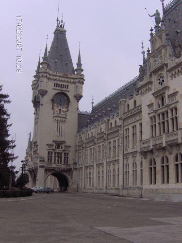 Zdjęcia: Jassy, Mołdawia, Pałac Kultury , RUMUNIA