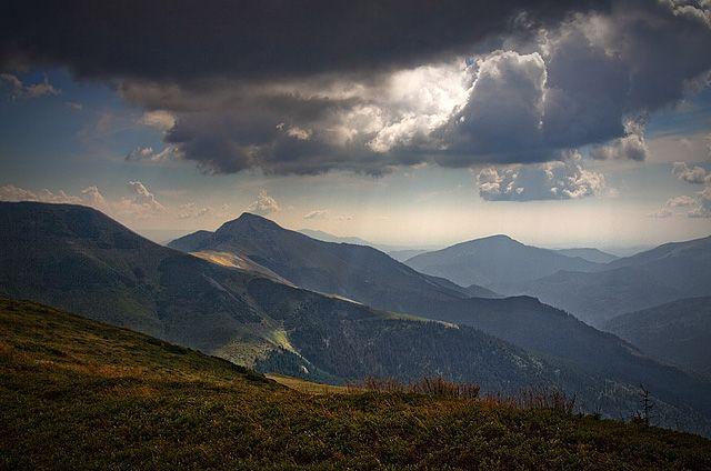 Zdjęcia: Góry Rodniańskie, Bukowina, Góry Rodniańskie, RUMUNIA