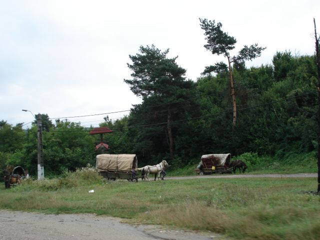 Zdjęcia: DROGA, EKOLOGICZNY TRANSPORT, RUMUNIA