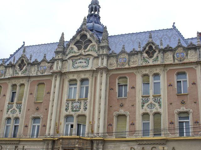 Zdjęcia: Satu Mare, Maramuresz, Hotel Dacia przypomina czasy dawnej świetności, RUMUNIA