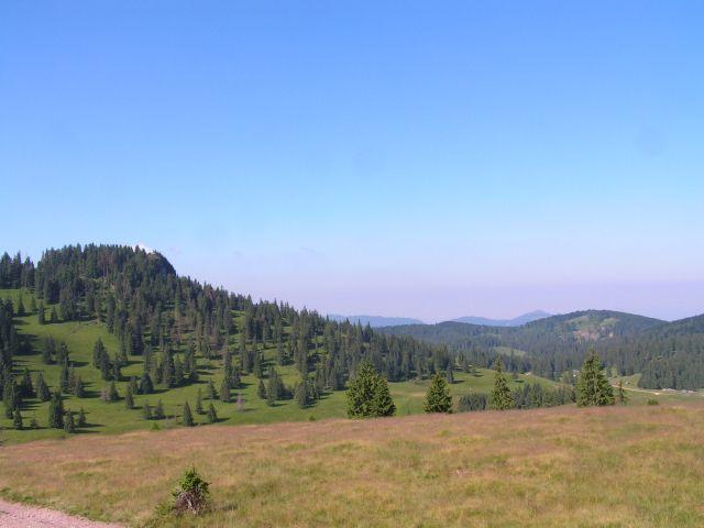 Zdjęcia: CRAULUI -VLADESA - BIHOR , Rumunia Trek 2006, RUMUNIA