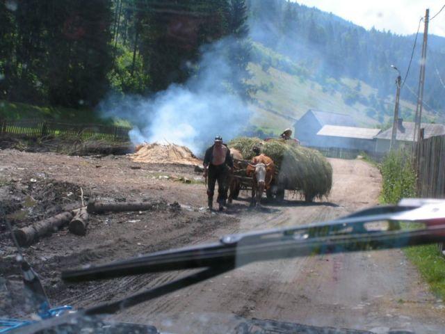 Zdjęcia: HARGITY - GIURGEU - HASMAS - BICAZ CHEJ - BODOK, Rumunia Trek 2006, RUMUNIA