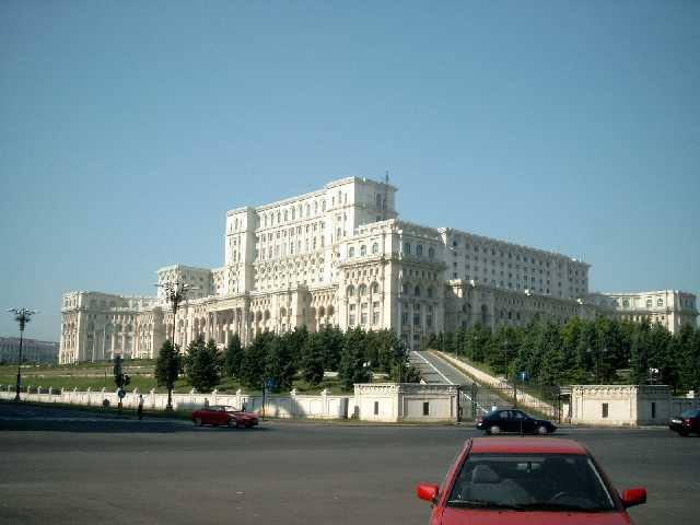 Zdjęcia: Bukareszt, Dom Ludowy, RUMUNIA