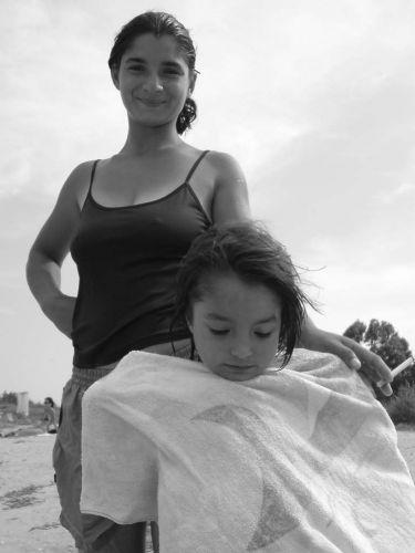 Zdjęcia: Mangalia, Morze czarne, Ludzie w Rumunii, RUMUNIA