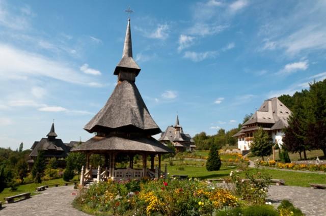 Zdjęcia: Manastirea, Rumunia, Opactwo Manastirea, RUMUNIA