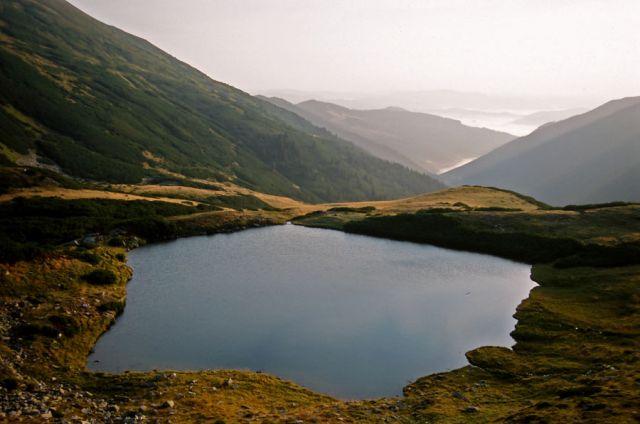 Zdjęcia: rezerwat Bila-Lala, Góry Rodniańskie, Jeziorka Lala Mare, RUMUNIA