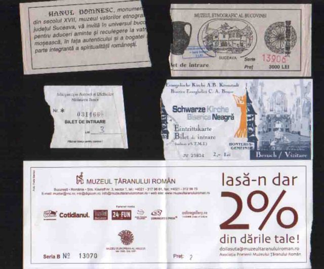 Zdjęcia: Bukareszt, Suczawa, Braszów, Bilety wstępu, RUMUNIA